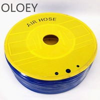 Pneumatic Component PU Pipe tube air hose 4*2.5mm 6*4,8*5,10*6.5,12*8,14*10,16*12 water