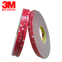3M Brand Tape 4229 VHB Double Sided Tape Clear Transparent Acrylic VHB 0 8mm Thickness 3M