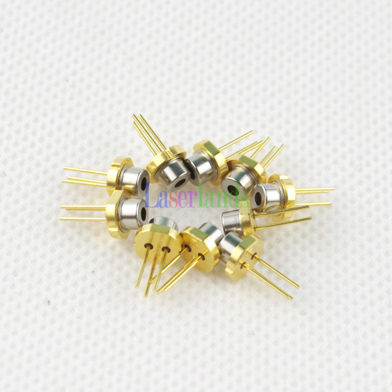 10pcs TO18 5 6mm 5mW 780nm 785nm Infrared IR Laser Diode LD ROHM RLD78MYA1