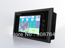 лучшая цена Samkoon 4.3 inch touch screen HMI TP touch screen for industrial PLC   with RS232+ RS485 + USB +touch panel