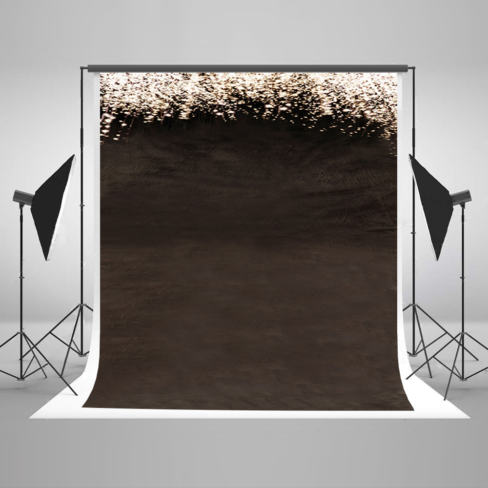 Valentine's Day Photography Backdrops White Glowing Highlights Foto Background Black Wall Custom Made simple wave photography backdrops 3x5ft newborn boy birthday photography background custom made fotografia