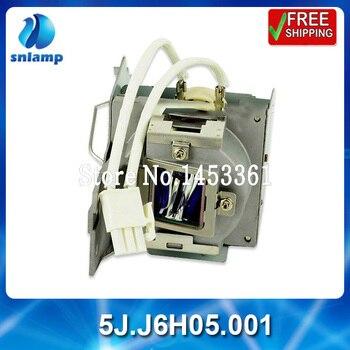 100% original projector lamp bulb 5J.J6H05.001 for MS500P