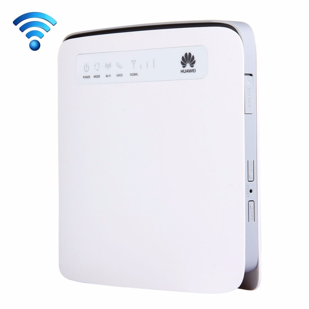 Huawei E5186 22 5G 300Mbps 4G LTE Wireless WiFi Router, Sign Random Delivery