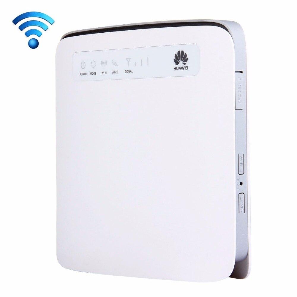 Routeur WiFi sans fil Huawei E5186-22 5G 300 Mbps 4G LTE, livraison aléatoire