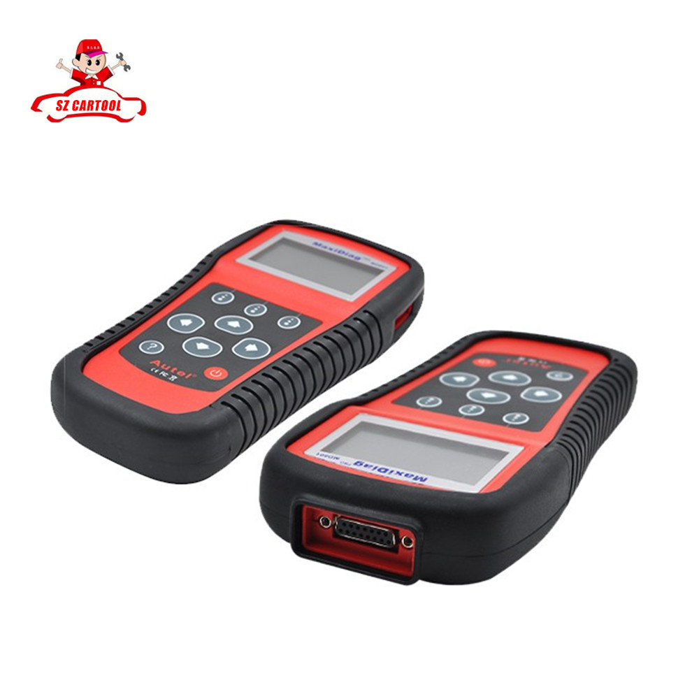 Multi-Functional Scan Too Autel MD801 pro maxidiag 4 in 1 scan tool MD 801 (JP701 + EU702 + US703 + FR704) stock HOT SALE autel md801 pro 4 in 1 code scanner jp701 eu702 us703 fr704 maxidiag pro md 801 code reader