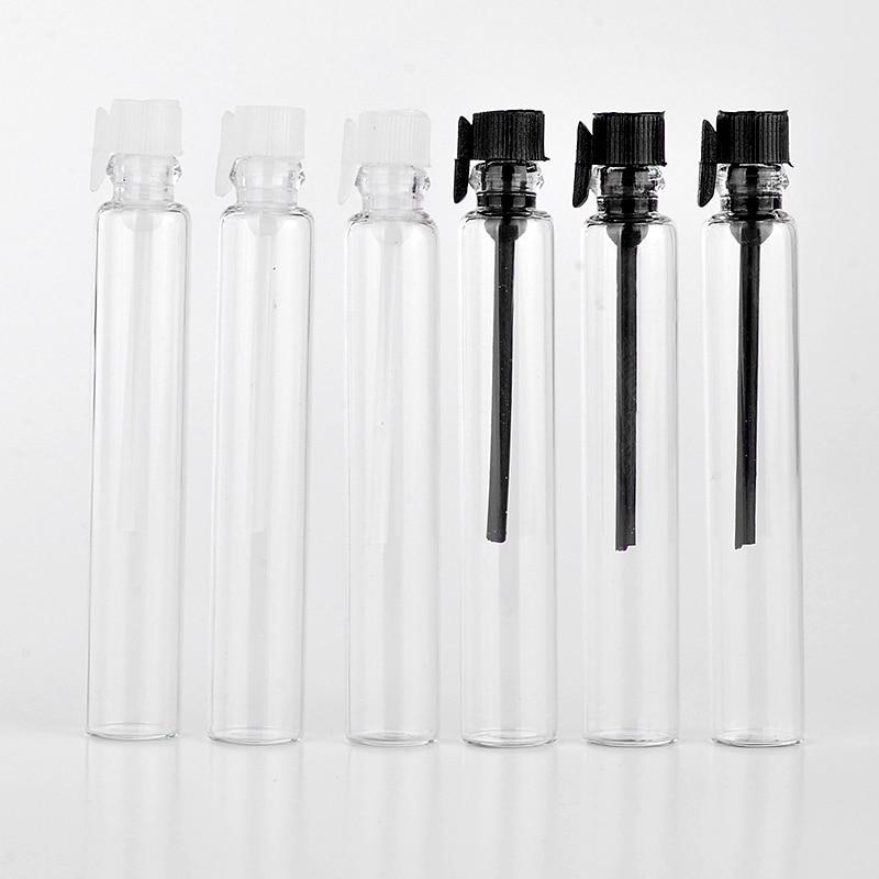 (12Pieces/Lot)  3ML Mini Glass Portable Sample Perfume Bottle Empty Parfum Essential Oils For Traveler