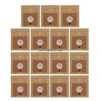 15Pcs Vacuum Cleaner Dust Paper Bags 100 110mm Diameter 50mm Accessories Parts