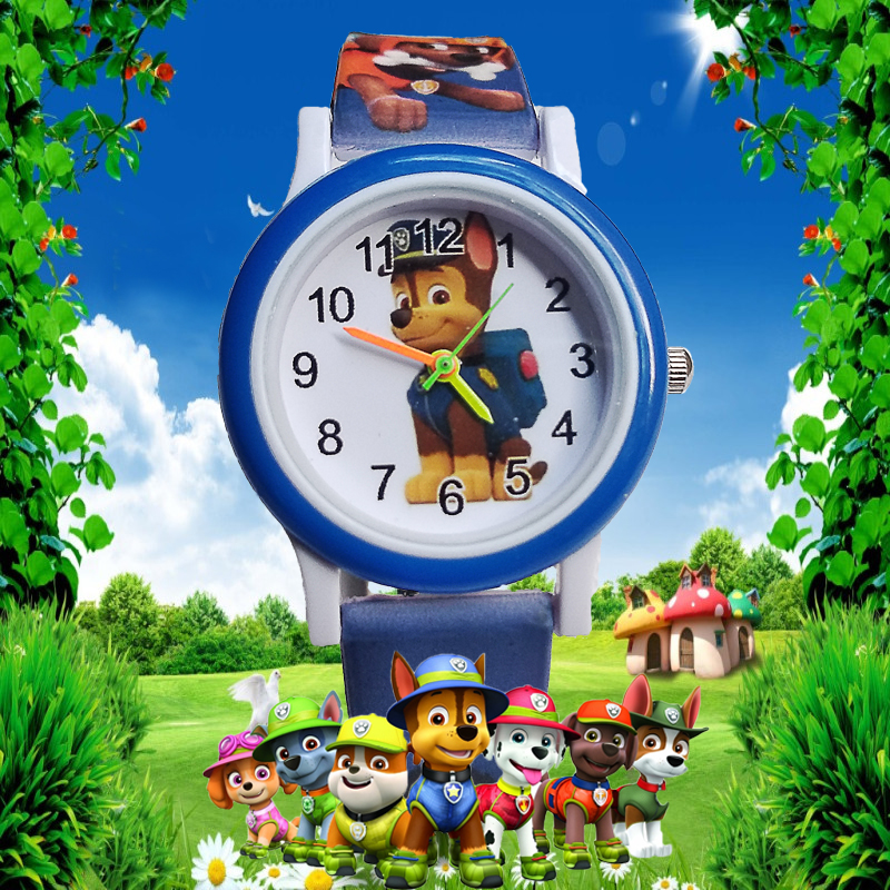 Exclusive New Release Children Watches Life Waterproof Silicone Kids Students Quartz Wristwatches Boys Girls Clock Child Watch