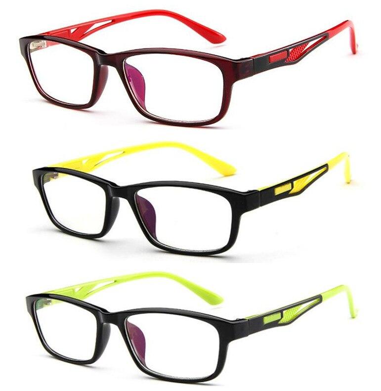 Deporte de moda marcos de anteojos borde completo hombres mujeres ...