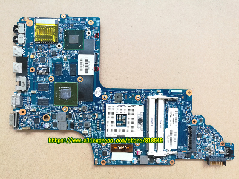 682170-501 laptop motherboard 682170-001 fit for HP Pavilion DV6 DV6-7000 630M/2G Notebook PC systemboard 100% Tested laptop motherboard 747138 501 fit for hp 15 250 747138 001 notebook pc mainboard systemboard 100% tested 90 days warranty