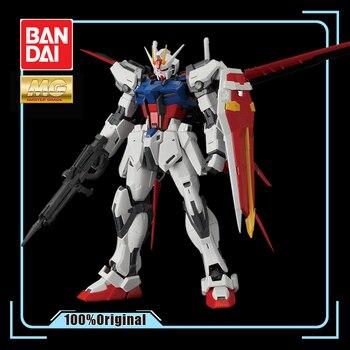 BANDAI MG 168 1/100 RM HD Aile Strike Gundam Effects Action Figure Model Modification 1