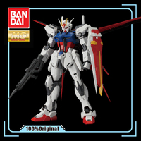 BANDAI MG 168 1/100 RM HD Aile Strike Gundam Effects Action Figure Model Modification