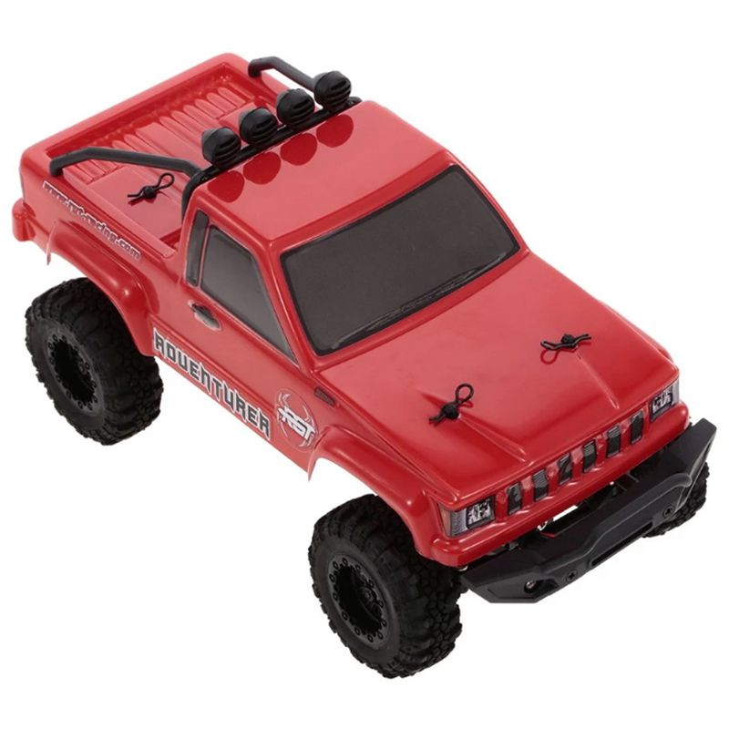 RC Car 1/24 136240 Scale 4WD Off Road RC Crawlers 4x4 Lipo mini Off-Road Truck RTR Rock Crawler With Lights kulak 4x4 1 18th rtr electric powered off road crawler 94680