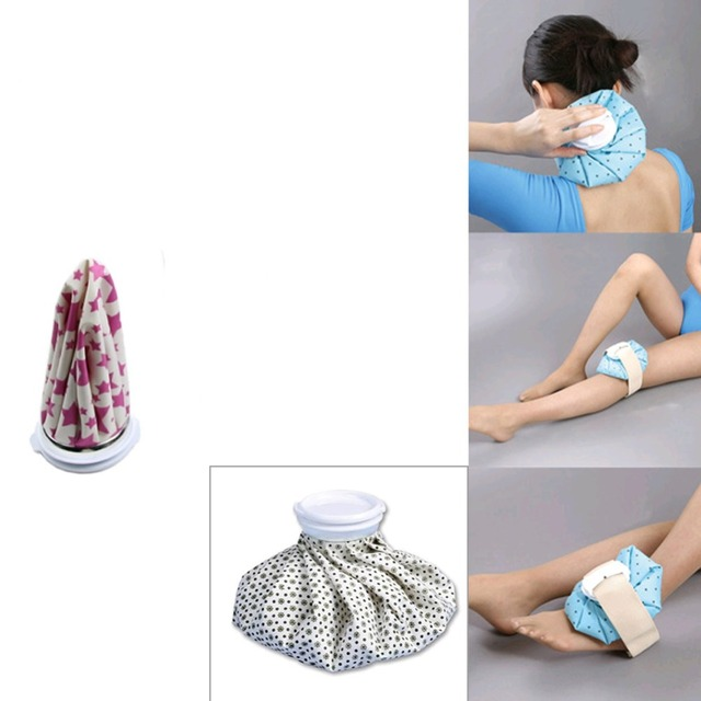 S Healthcare Sport Injury Ice Bag Cap Muscle Aches Relief Pain Cold Therapy Pack Size