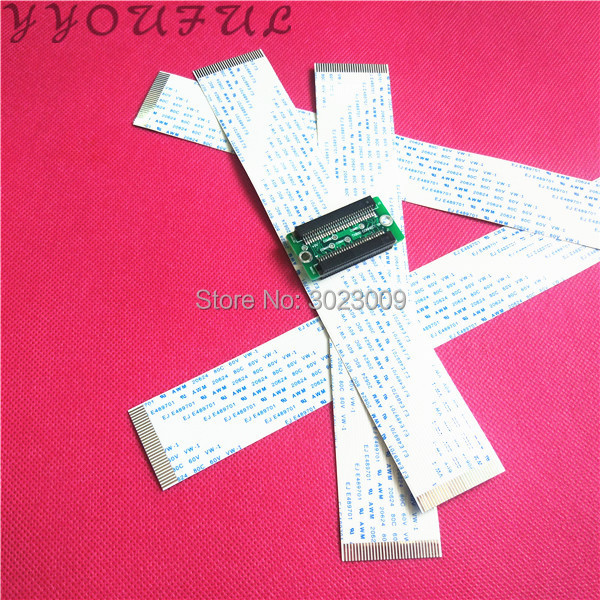 Free shipping converter board for Epson dx5 printhead to TX800 XP600 printhead transfer board print head