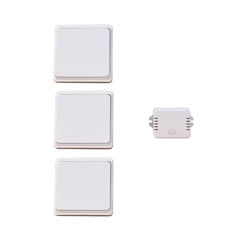 Augia Wireless Remote Control Switch 3 buttons 1 receiver Waterproof Push Button Switch  70m Long Working Range Free Shipping 50pcs lot 6x6x7mm 4pin g92 tactile tact push button micro switch direct self reset dip top copper free shipping russia