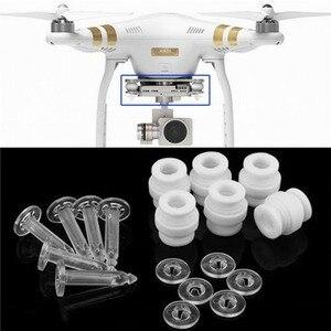 Image 1 - 6 個ユニバーサル防振ボールダンプニングラバーボールショックアブソーバーdjiファントム 3 quadcopter 4 軸カメラジンバル