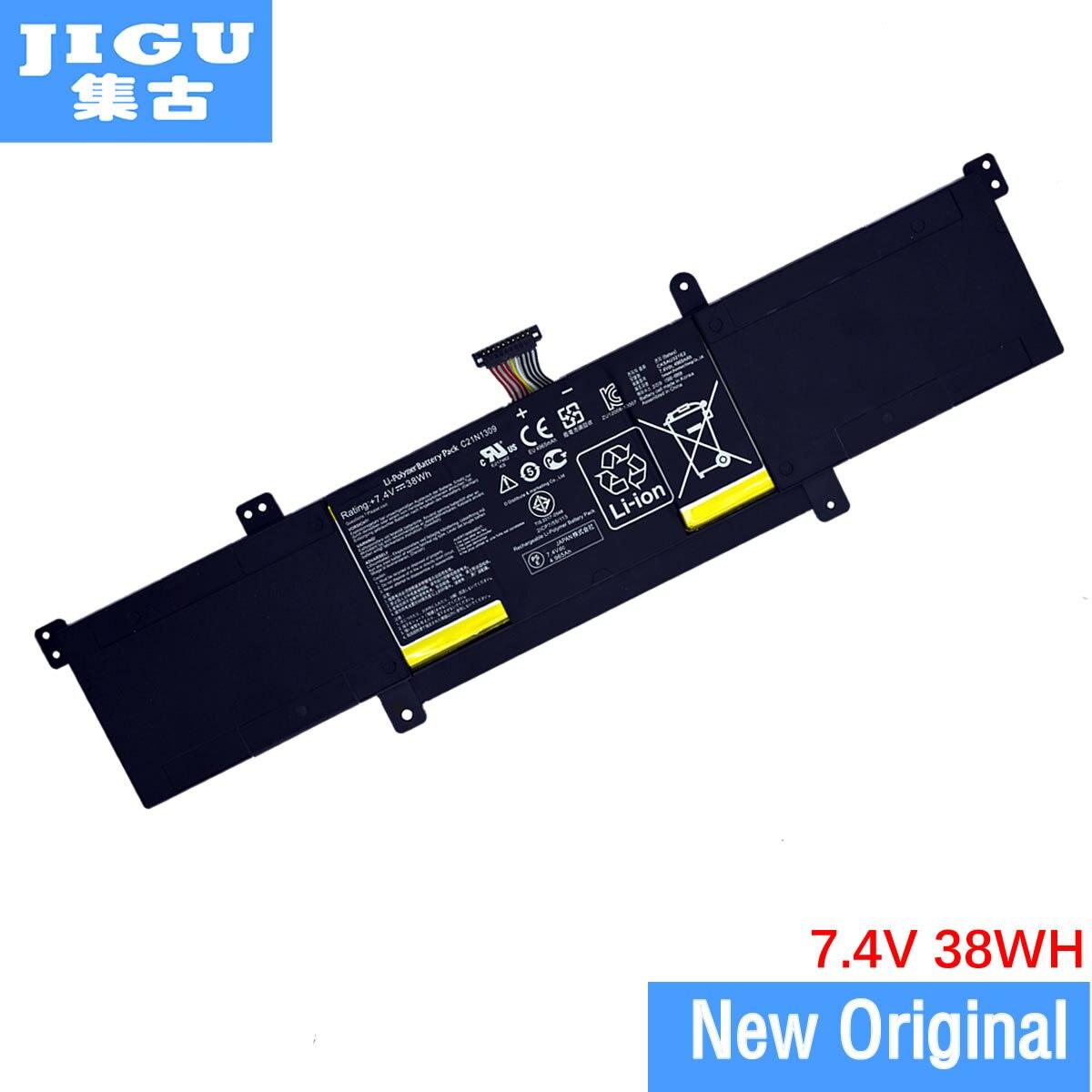 JIGU 0B200 00580100M C21N1309 C21PQ2H Original laptop Battery For ASUS Q301L for VivoBook S301LA S301LP