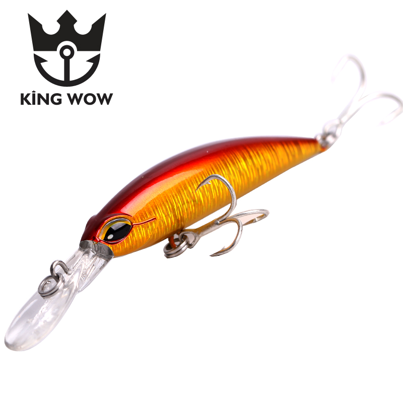 Fiahing Lure 90mm 12g bass Sinking Minnow Good Quality Jeakbait Hard Bait With Magnet Bass Fresh 4# VMC hook Fishing Accessories