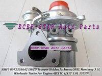 RHF5 8972503642 8972503640 8972503641 8971371096 Turbo For ISUZU Trooper 99 04 For HOLDEN Jackaroo Monterey 4JX1TC 4JX1T 3.0L