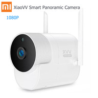 Xiaomi XiaoVV Smart 1080P Panoramic 180 Degree APP Control IR Night Vision Waterproof Ourdoor WiFi IP Camera Home Baby Monitor
