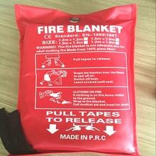 1,5 м* 1,5 м пожарная Сертификация стекловолокнистый материал Электрическое Сварочное одеяло противопожарное одеяло температура 550 град