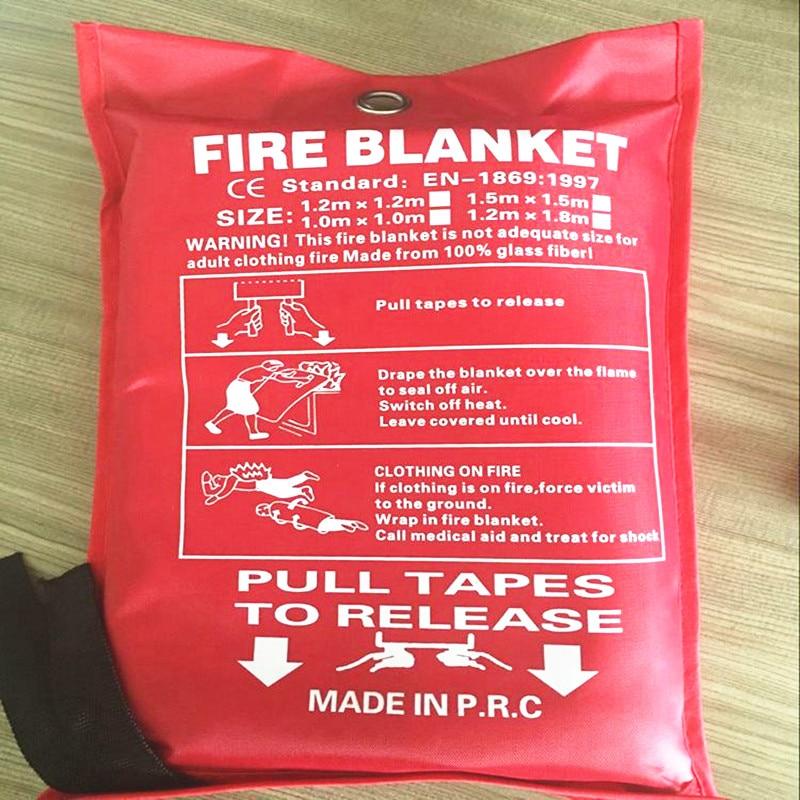 1.5m*1.5M Fire Certification 100% Glass Fiber Material Electric Welding Blanket Anti Fire Blanket Temperature 550 Deg