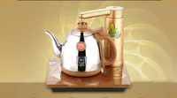 Full Intelligent Electric Teapot Automatic Water Heater Kettle Full Tea Stove Set Overheat Protection