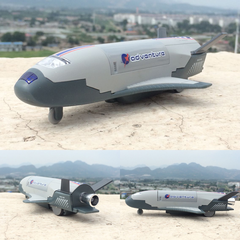 Brand New Plane Model Toys Space Shuttle/Space Plane Sound ...