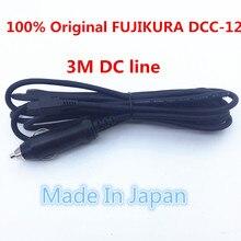 فوجيكورا FSM 60S FSM 62S FSM 80S FSM 50S FSM 70R FSM 70S الانصهار جهاز الربط 12V DC سيارة كابل شحن DCC 12