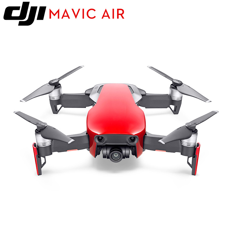 Original  DJI Mavic Air  Folding FPV Drone RC Quadcopter With 4K HD Camera mini Drone IN STOCK!!!-in Camera Drones from Consumer Electronics    1