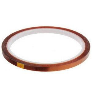5/10/20/30/50 мм 33 м 100 футов Клейкая Лента BGA высокотемпературная термостойкая полиимидная золотая для электронной промышленности J20