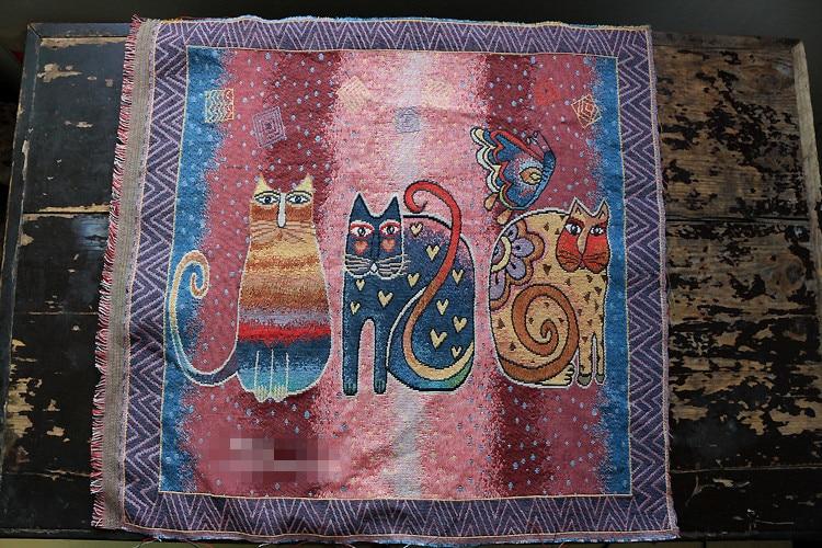 Stoffen Voor Kussens : 50x50 cm katoen linnen afrikaanse etnische jacquard stoffen voor