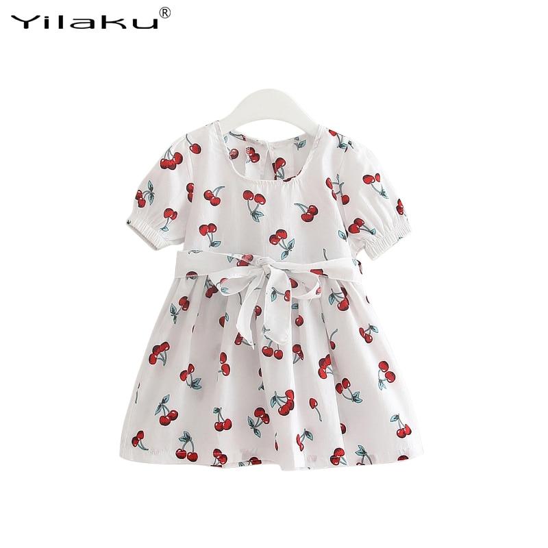 0bfede7f8 Aliexpress.com   Buy Yilaku Cute Girl Dress Summer Dresses for girls ...