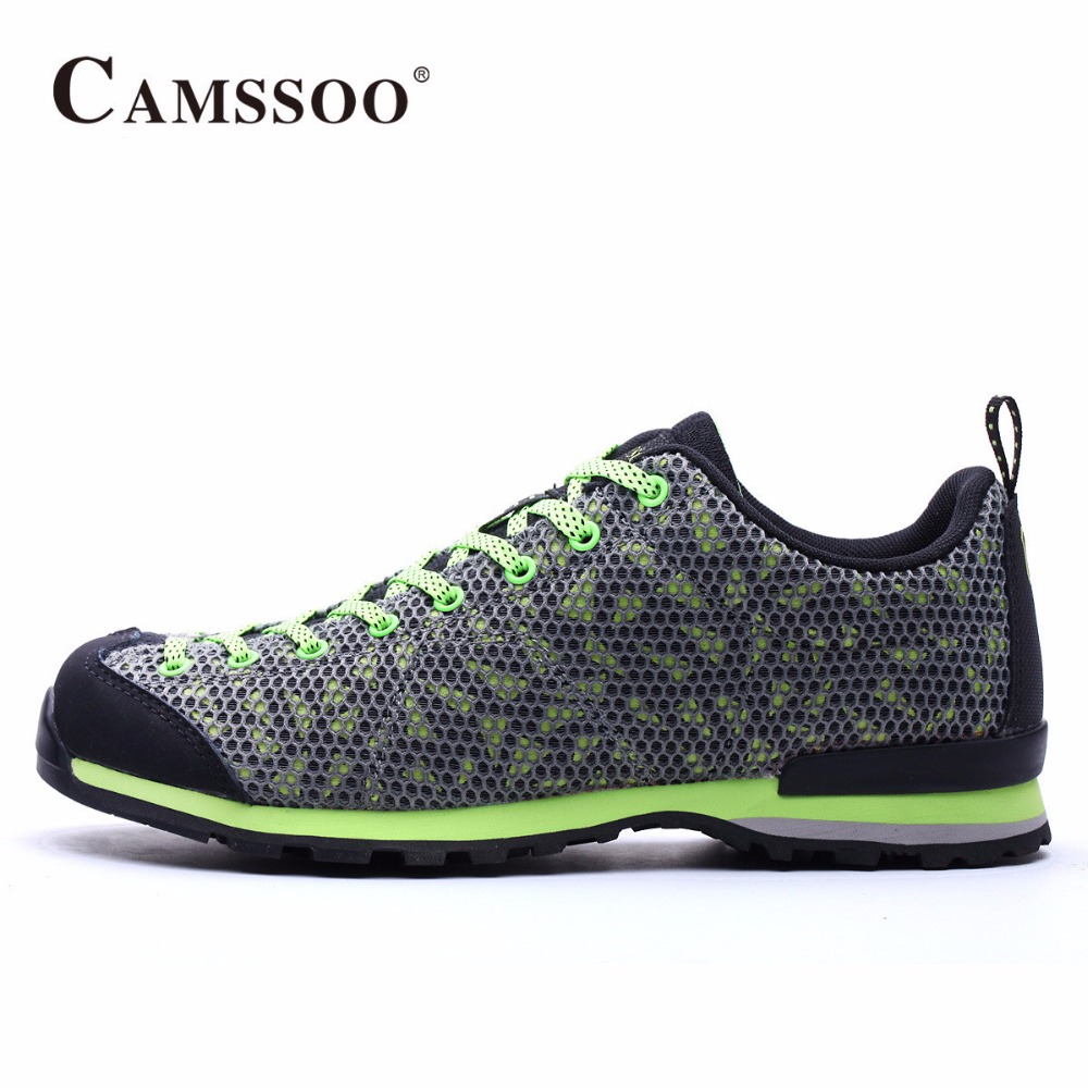 ФОТО Hiking Shoes Men Women Outdoor Sports Hiking Shoes Men Couples Lovers Trekking Sneakers Climbing Professional Training Sneakers