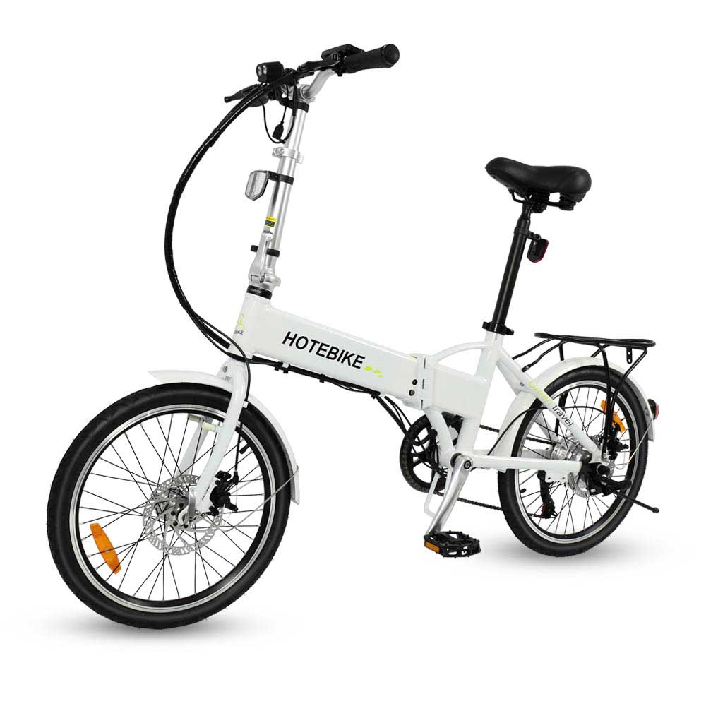 Sale free shipping 20 inch aluminum alloy frame best folding electric bike 4