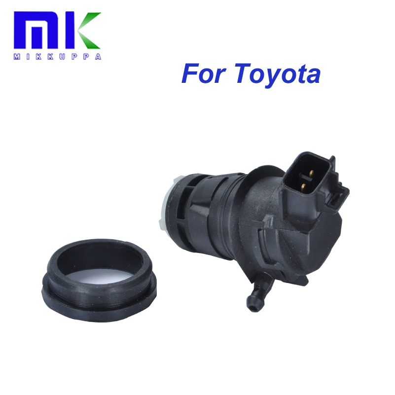 Toyota Sequoia Windshield Replacement Cost: Washer Pump For Toyota Corolla Sequoia Camry RAV4 Yaris