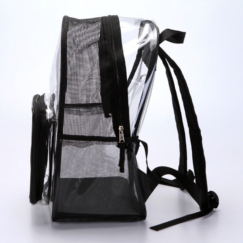 Hot Sales Fashion Pet Carrier Transparent Breathable Backpack for Cats and Dogs Travel Walking and Outdoor Use 2019 New Arrival in Backpacks from Luggage Bags