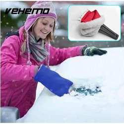 Специальные мини скребок перчаткой снег лопатой удаления Чистый инструмент автомобиля Горячая Мода