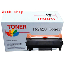 1PK TN2420 Black For MFC-L2710DN L2710DW L2730DW L2750DW, DCP-L2550DN L2550DW, HL-L2350DW L2310D L2357DW Printer toner cartridge 2pk tn2450 toner cartridge for brother hl l2350dw l2375dw l2395dw