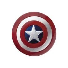 Ребенок Капитан Америка игрушечный щит Капитан Америка аксессуары для косплея на день рождения держать герой безопасны, как детские рождественские игрушки