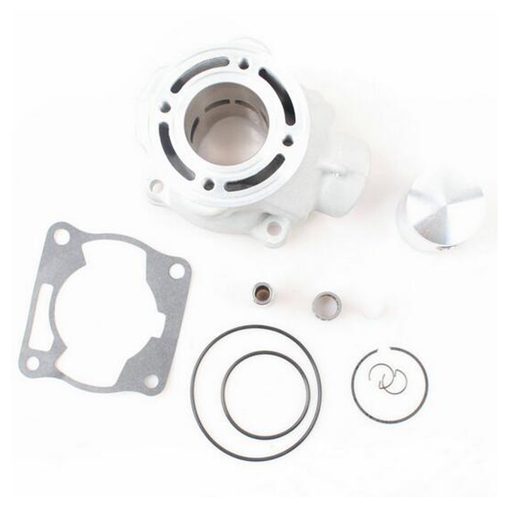 Cylinder Piston Bearing Top End Kit for Yamaha YZ 85 2002-2014 YZ 80 1993-2001 48mm Cylinder Kits with Piston Gasket