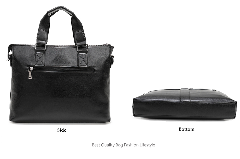 vormor 2017 мужская повседневная портфель деловая сумка кожаная сумка почтальона сумочки компьютер, ноутбук сумка мужские дорожные сумки