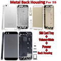 New for Iphone 5S Replacement Back Rear Housing Battery Chassis Cover Case Grey/Silver /Gold