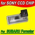 Cor CCD retrovisor volta inversa cam câmera do carro para Subaru Forester Impreza Legado PAL NTSC (Opcional) à prova d' água
