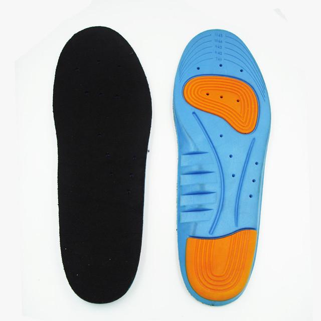 Absorvente de choque palmilhas PU respirável desodorante hipoly protetor do pé sapatos de salto alto mulher