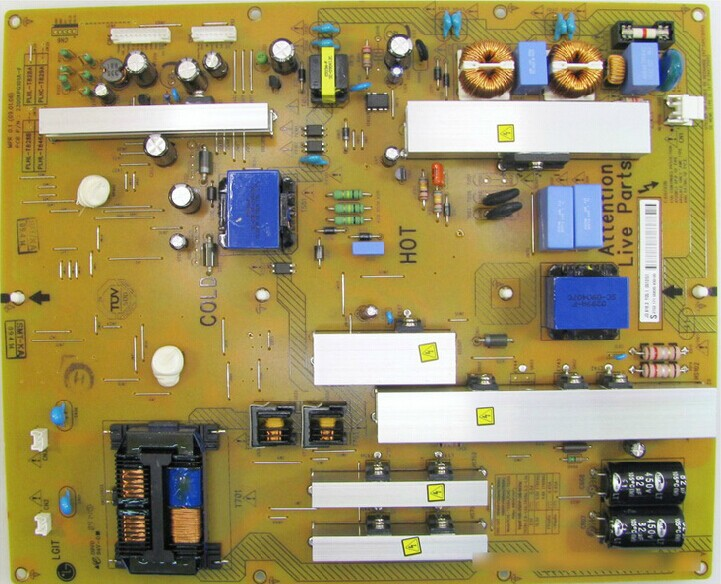 PLHL-T828A 2300KPG101A-F power panel is used 42pfl9509 power panel 2300kpg109a f is used