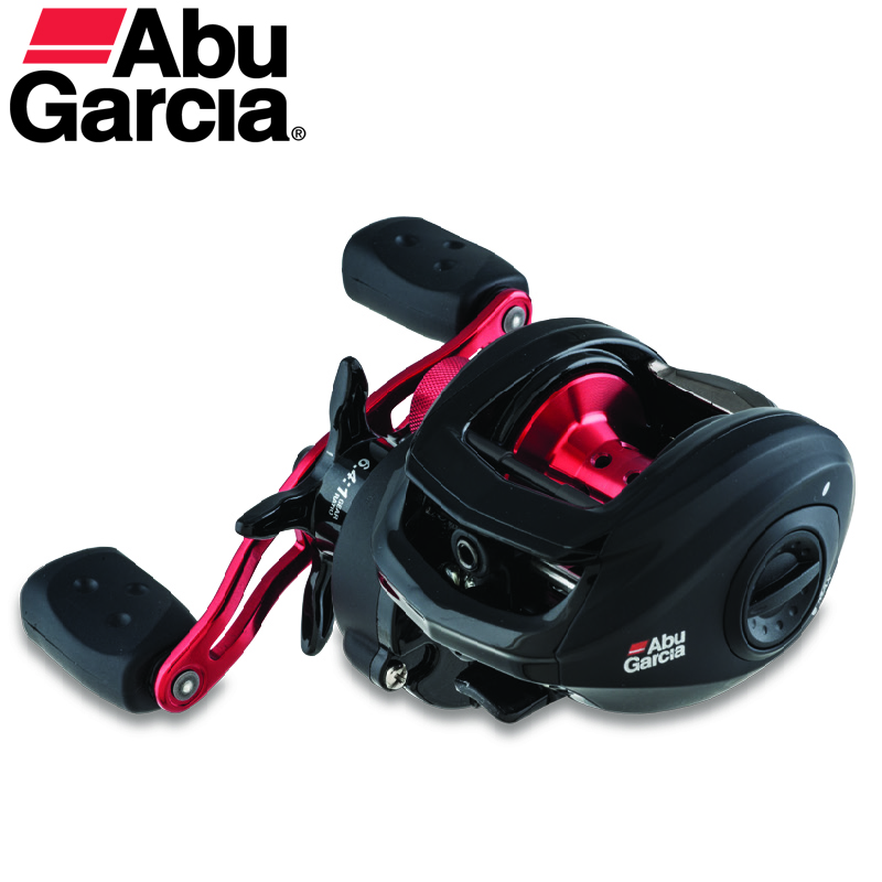 ФОТО Quality Abu Garcia Black Max3 Seires Baitcasting Fishing Reel; Both Left & Right Hand; For Saltwater Boat/Freshwater Fishing