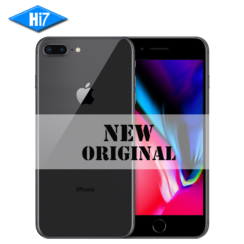 New Original Apple iphone 8 Plus 64G ROM 3GB RAM 5.5 inch He