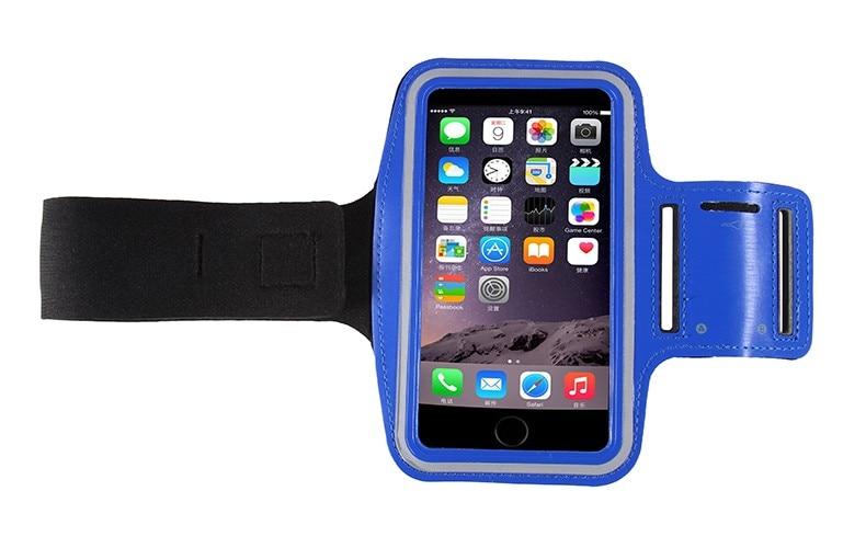 Ponsel Menjalankan Arm band Kasus Untuk iPhone 6 6 s Ditambah 5 s - Aksesori dan suku cadang ponsel - Foto 2